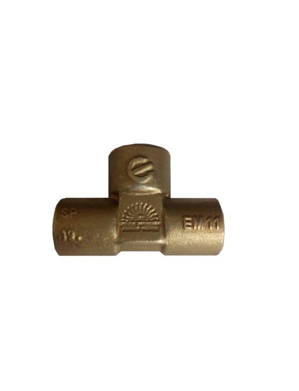 Тройник манометра М12x1 VAL14016