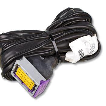 Проводка контроллера OMVL (3-4цил.) под жгут форсунок KF025PF