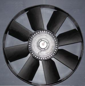 Вентилятор в сб с муфтой 21-404