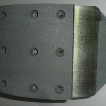 Колодка тормоза 6520-3501090-51
