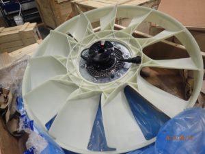Вентилятор кольцевой ф768 с вязкостной муфтой 20004222