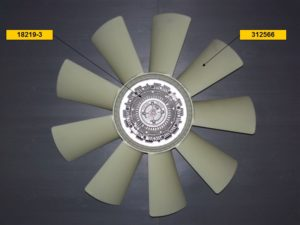 Вентилятор 18220-3