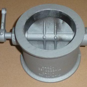 Корпус вспомогательного тормоза 6460-3570014-10