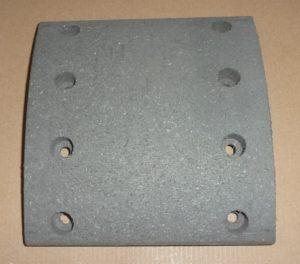 Накладка тормоза 3658F 340-002-2441